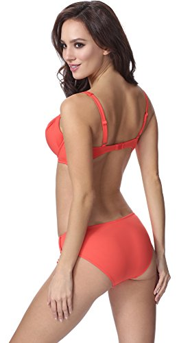 Feba Figurformender Damen Push Up Bikini F03 Muster-214