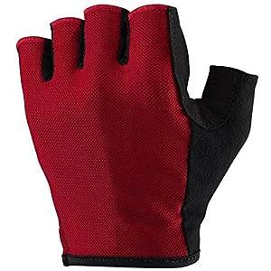 Mavic Essential Fahrrad Handschuhe kurz rot 2019