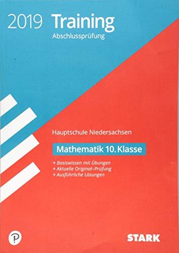 Training Abschlussprüfung Hauptschule - Mathematik 10. Klasse - Niedersachsen