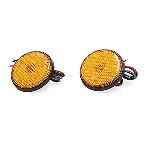 2x (Jaune et vert) 220V Signal d/'alimentation LED voyant lampe Nouveau
