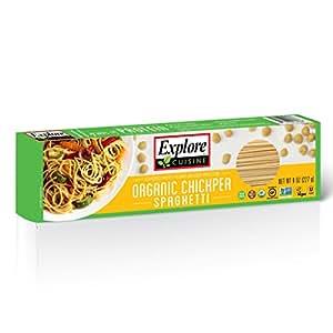 Explore Cuisine Organic Chickpea Spaghetti 250g