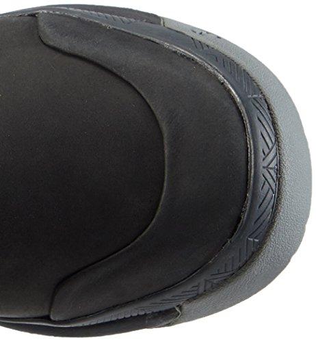 Merrell Silversun Lace Wtpf, Bottines avec doublure intérieure chaude femme Noir - Noir