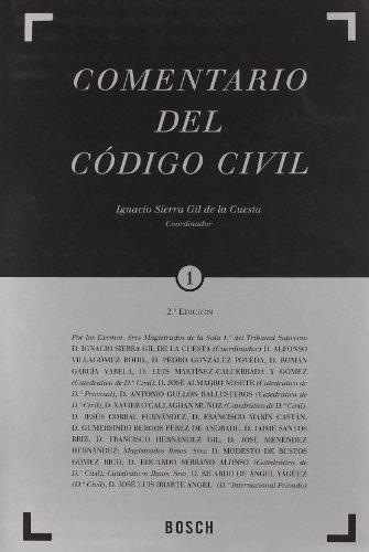 Comentario del Código Civil: 10 tomos