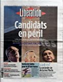 Telecharger Livres LIBERATION No 8025 du 24 02 2007 CANDIDATS EN PERIL MONDE ELECTION PRESIDENTIELLE SOUS TENSION AU SENEGAL POLITIQUES JOSPIN ROYAL HISTOIRE D UN RALLIEMENT DE DERNIERE MINUTE CULTURE JEU VIDEO FINAL FANTASY XII OPUS MAJEUR SOIREE DE GALLES POUR LE XV DE FRANCE WEEK END LA SECONDE VIE DE LA MER MORTE (PDF,EPUB,MOBI) gratuits en Francaise