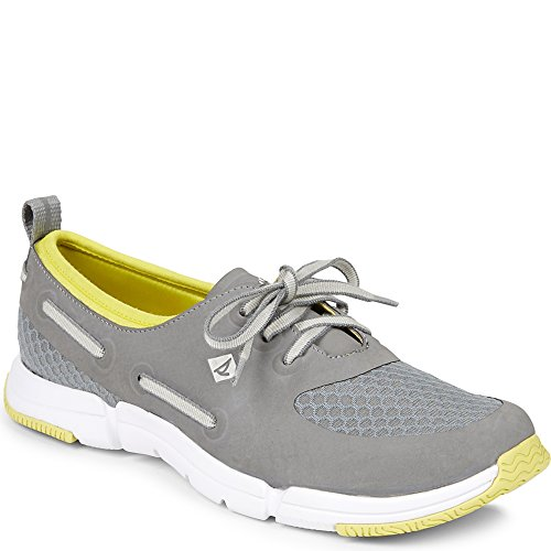 Sperry Top-sider, Scarpe Stringate Donna Gris