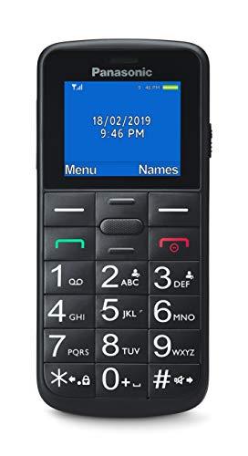 Panasonic KX-TU110EXB- Teléfono Fijo Móvil Para