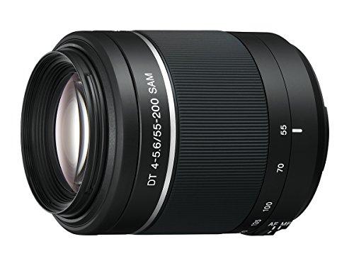 Sony 55-200 mm f/4-5.6 SAM DT Teleobjektiv für Sony Alpha Digital SLR Kameras - Sony-imager