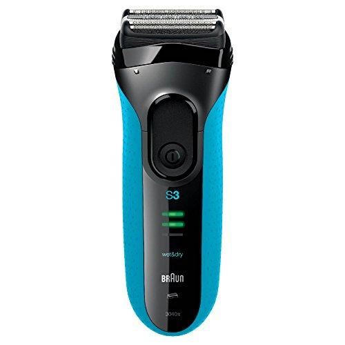 Braun series 3 3040 - rasoio elettrico a griglia wet & dry