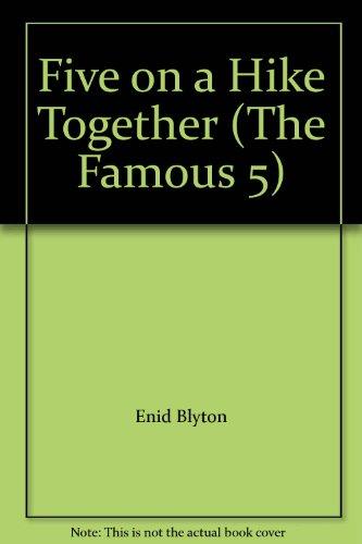 Enid Blyton's Five on a hike together