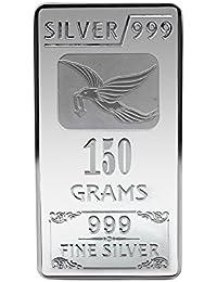 Joyalukkas 150 grams 999 Silver Bar