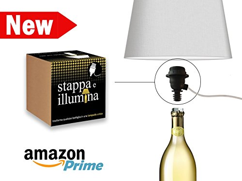 Flaschen-Lampen-Kit Für Wein Champagne Magnum Dom Perignon Ruinart Krug Armand de Brignac Veuve...