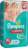 Pampers Pants Light & Dry XL Diapers (48 Pieces)