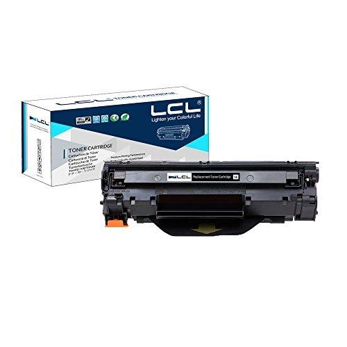 LCL Compatible 79A 279A CF279A (1-Pack Negro) Cartuchos de Tóner para HP Laserjet Pro M12w, HP Laserjet Pro M12, HP Laserjet Pro M12a, HP Laserjet Pro MFP M26nw