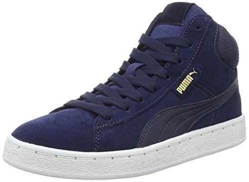 Puma 1948 Mid, Sneakers Basses Mixte Adulte Bleu (Peacoat-peacoat 15)