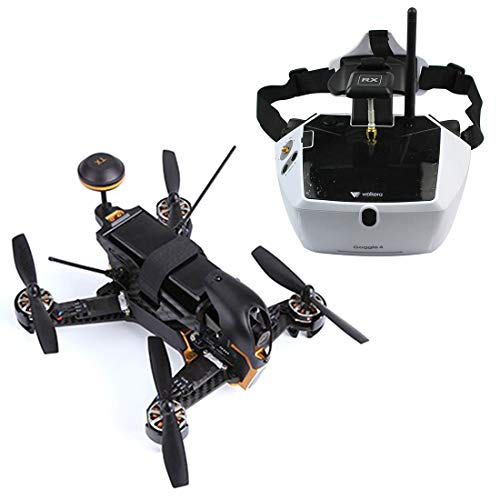 Walkera F210profesional Deluxe Racer Quadcopter