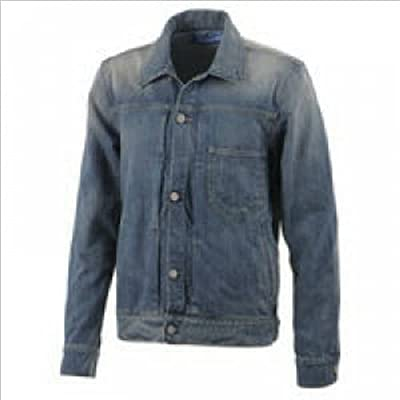 Mens Adidas Originals Denim Jacket Quality Premium Denim Jacket
