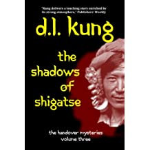 The Shadows of Shigatse (The Handover Mysteries Book 3)