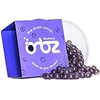Esferas moleculares Orbz - Esferas Moleculares de arándano para bebidas - Esferas de jugo