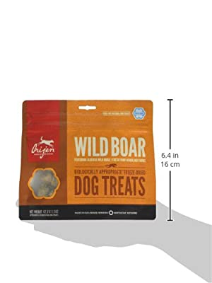 Orijen Wild Boar Dog Treat,