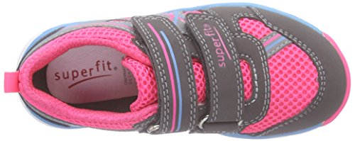 Superfit Lumis, Baskets Basses Fille Gris (stone Multi 07)