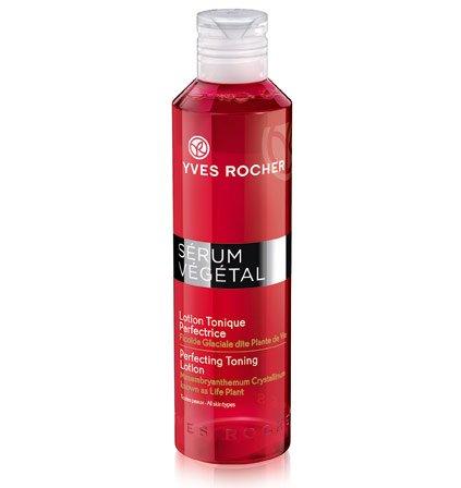 Yves Rocher - Hautbildverfeinernde Lotion: Rundet die Reinigung ab