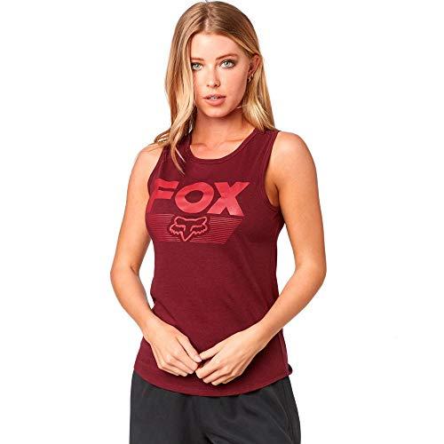 Fox Girls Tank Top Ascot Rot Gr. S