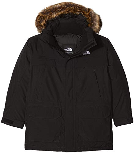 The North Face TNF - Chaquetas, Niños, Negro (TNF Black), XL