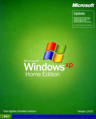 Microsoft Windows XP Home Edition Update (Window Xp Home Edition)