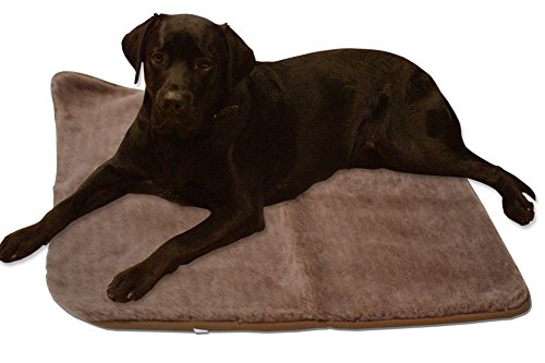 Hundedecke 70 x 100 braun Heim Tier Decke Hunde Katze