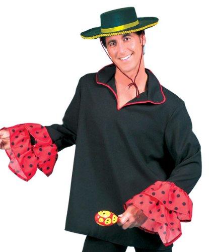 Pierro´s Kostüm Spanierhemd Carlo Größe (Kinder Für Spanien Kostüme)