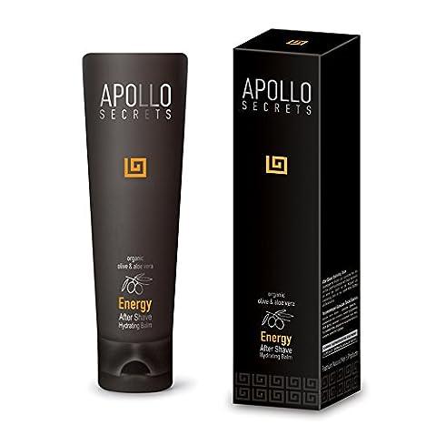 Aftershave Balm For Men - Facial Moisturiser - By Apollo