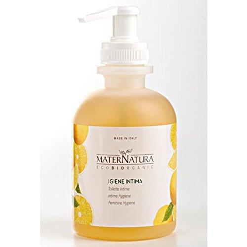 MATERNATURA Igiene intima ai semi di Pompelmo (Detergente Intimo) / Grapefruit seed extract intimate wash (Detergente Intimo)