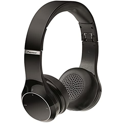 Pioneer SE-MJ771BT-K - Auriculares (microfono, Bluetooth) negro