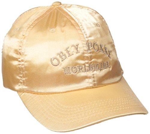 Obey Damen Mütze Midtown - Gelb - Einheitsgröße - Obey-mütze