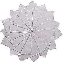 Demarkt 10X Paño para Limpieza de Microfibra Paño de Vidrios - Ideales para Limpiar Gafas,