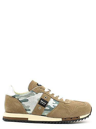 Blauer USA 6srunlow/Nyl, Baskets Basses homme Fossil