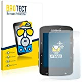 2x BROTECT Matte Protector Pantalla para Garmin Edge 520 Protector Mate, Película Antireflejos