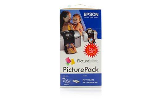 Preisvergleich Produktbild Original Epson C13T557040 / T5570 Tinte Foto & Fotopapier für Epson Picturemate 500