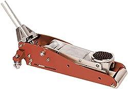 HOLZMANN MASCHINEN RWH125ALU Rangierwagenheber 1.25 t Arbeitshöhe: 8.5-37.5cm