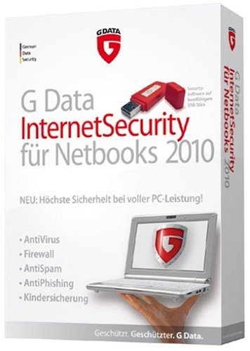 G Observations InternetSecurity 2010 für Netbooks (auf USB-Stick)