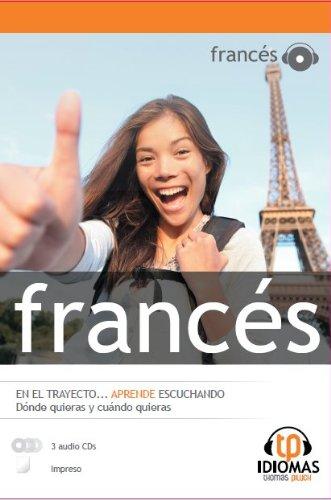 Curso intensivo de FRANCÉS - 3 audio CDs con impreso (Frances Intensif)
