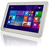Toshiba Encore 2 WT10-A-102 25,6 cm (10,1'') Tablette Tactile (Intel Atom Z3735F, 1,3GHz, 2Go RAM, 32Go SSD, Intel HD, Win 8) Or