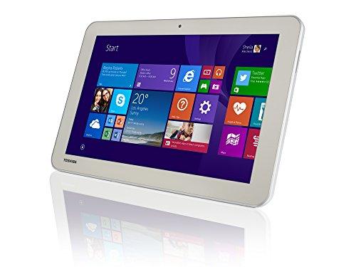 Toshiba Encore 2 WT10-A-102 25,6 cm (10,1 Zoll) Tablet-PC (Intel Atom Z3735F, 1,3GHz, 2GB RAM, 32GB SSD, Intel HD, Win 8) gold