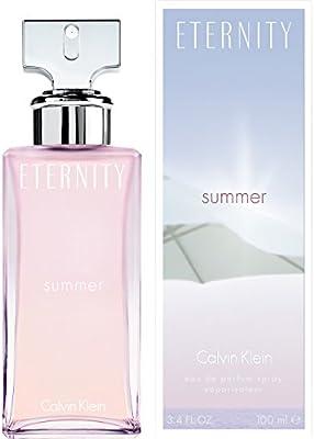 Calvin Klein Eternity Summer Women Eau De Parfum 100 Ml