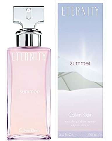 Calvin Klein Eternity Summer Women Eau de Parfum 100 ml