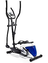 Marcy Azure EL1016 Elliptical Cross Trainer - Black/White/Blue, One Size