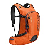 Ortovox Cross Rider 20, Zaino Unisex-Adulto, Arancione (Crazy Orange), 24x36x45 Centimeters (W x H x L)