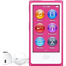 Apple iPod Nano - Reproductor MP4 de 16 GB, color rosa
