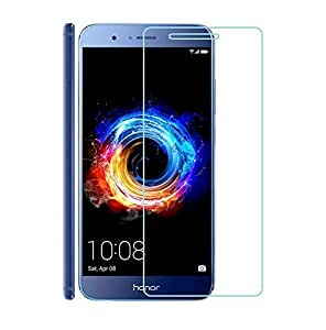 TECH SHIELD HUAWEI HONOR 8 Pro 9H Hardness Toughened Tempered Glass Screen Protector
