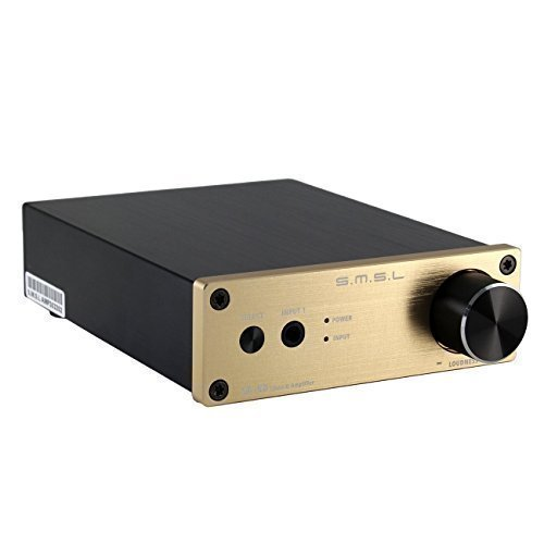 CHEERLINK-SMSL-SA60-60WPC-60W-X2-Class-D-Audio-Verstrker-Endstufe-Hi-fi-Digital-Powered-Audio-Amplifier-mit-EU-Netzteil-2014-upgraded-NEUE-Version-von-SA-50